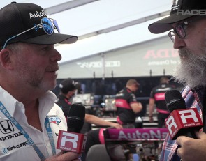 VIDEO: Shank on Pagenaud's arrival at MSR