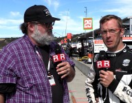 VIDEO: Laguna Seca Sunday report with Sebastien Bourdais