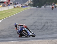 Gagne wins Race 1 at NJMP to put one hand on the title