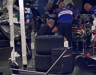 Engine change brings grid penalty for Sato