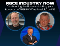 Race Industry Now, Sept 15: Making your race car as fireproof as possible