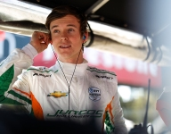 Ilott 'happy' after IndyCar qualifying debut, but focused on improving