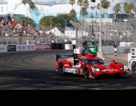 Nasr leads Cadillac sweep of first Long Beach IMSA practice