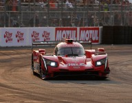 Nasr storms to Long Beach pole to lead 1-3 Cadillac lockout