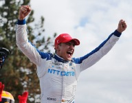 Palou scores comeback victory in Portland after chaotic start