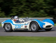 Photos: Practice & qualifying at Lime Rock Park Historic Festival 39