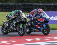 MotoAmerica support classes: Lewis, De Keyrel crowned on Day 1 at NJMP