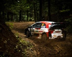 'Flying Finn' Rovanpera wins WRC Acropolis Rally