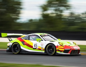 GT sprint racing returns to upstate New York for a doubleheader at The Glen