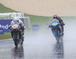 MotoAmerica support classes: Da Silva's first win comes in Supersport season finale