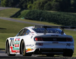 Dyson takes Trans Am pole, Zilisch rockets to historic TA2 run at VIR