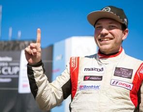 Wagner sweeps Mazda MX-5 Cup weekend in Monterey