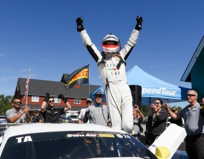 Chris Dyson clinches Trans Am title with VIR victory