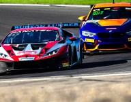 Wins for Burton, Bell close out GT America weekend at Watkins Glen
