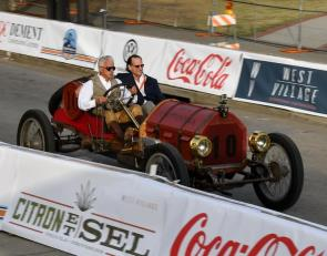 Tickets on sale for Chattanooga Motorcar Festival