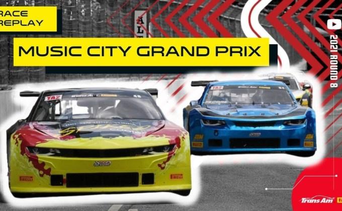 Full replay: Music City Grand Prix TA2