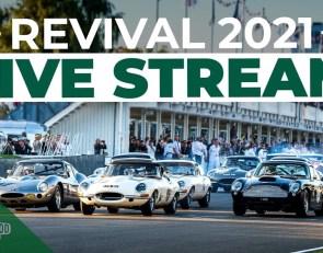 Goodwood Revival live stream