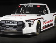 Toyota unveil new challenger for Truck Series starting in 2022