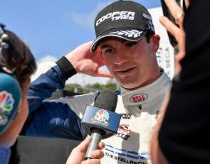 Kirkwood completes Laguna sweep to extend Indy Lights lead