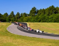 Large grids set for FR A/F4 U.S. Andy Scriven Memorial race weekend at VIR