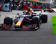 Perez and Latifi to start Dutch GP from pit lane