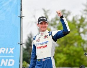 Kirkwood heats up Indy Lights championship battle with Portland Race 2 win