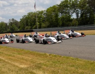 Guindi leads hard-fought Skip Barber Formula Series with two rounds to go