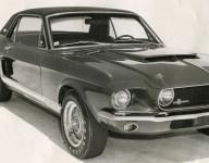 Rare Shelby GT500s on display at Barrett-Jackson Houston auction