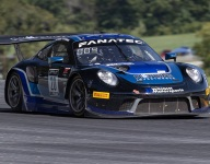 Poordad and Heylen riding steadily to the top of World Challenge GT Pro-Am