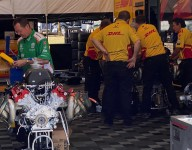 Hunter-Reay joins the ranks of the engine changers at Portland
