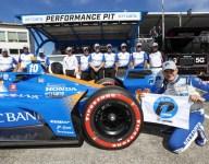 Palou takes Portland pole as key title rivals miss Fast Six