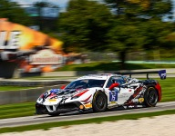 Grids set for opening race at Road America