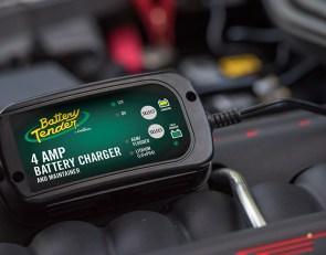 Winter racecar storage starts with battery maintenance