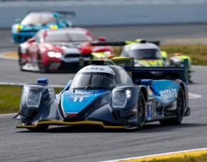 WIN Autosport adds LMP3 to LMP2 for Petit Le Mans