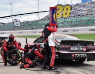 Loose lugs bring penalties for Bell, Logano and Briscoe