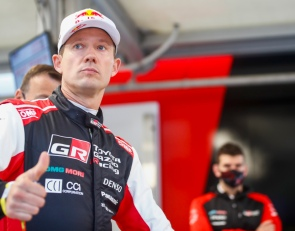 Rally ace Ogier to join WEC rookie test with Toyota