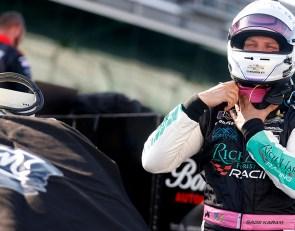 INSIGHT: How Karam's riding the NASCAR learning curve