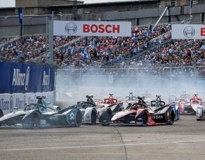 Formula E achieves record TV growth in 2020/21
