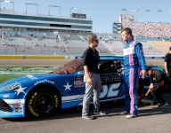 NASCAR driver Carson Ware suspended indefinitely