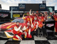 NASCAR podcast: 23XI's Steve Lauletta