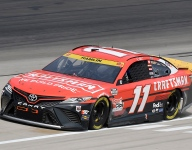 Hamlin avoids playoff disaster despite pair of late incidents