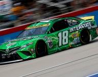 Kyle Busch takes aim at NASCAR's intermediate package