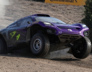 X44 team rules Sardinia X Prix qualifying
