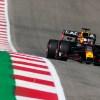 Verstappen baffled by Hamilton's behavior in FP2 at COTA