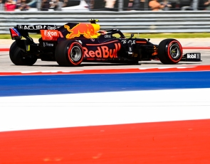 Perez tops second USGP practice after Hamilton loses his fast time