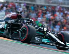 'Work to do' for Hamilton after setup misstep in second USGP practice