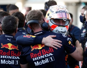 Verstappen had to 'dig deep' to beat Hamilton to pole