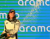 Chadwick takes W Series lead with Race 1 win at COTA