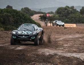 Rosberg team wins dramatic Sardinia X-Prix final