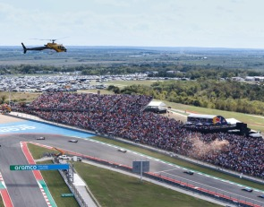 Austin was the second-highest USGP TV audience ever